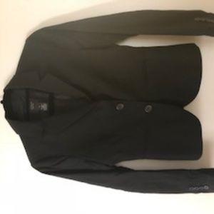 J. Crew Super 120's Wool Blazer - Black